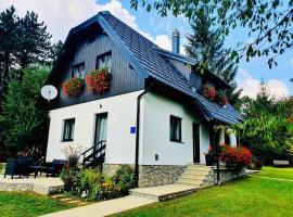 Plitvice Retreat Apartments, apartment in Rudanovac