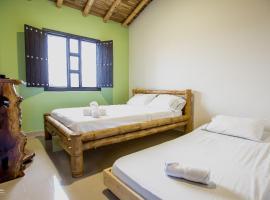 Hotel el diamante, hotel in Calarcá