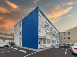 AIRE Hotel North Beach Jersey Shore, hotel in Seaside Heights