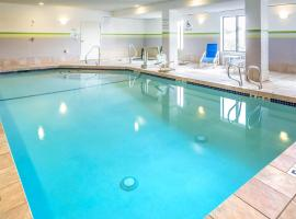 Holiday Inn Express Hotel & Suites Manchester - Airport, hotel in Manchester