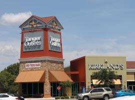 Holiday Inn Express & Suites New Braunfels, an IHG Hotel, hotel near Guadalupe River Tubing, New Braunfels