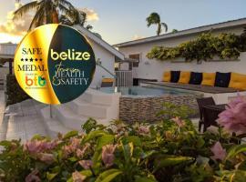 Villa Boscardi, vacation rental in Belize City