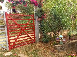 Chalezinho Morito, pet-friendly hotel in Guaramiranga