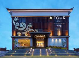 Four Star by Trans Hotel, hotel near Sangla Public Hospital, Denpasar