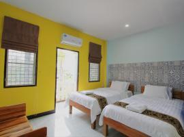 Talavera Hostel, family hotel in Phitsanulok