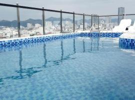 Sen Vang Luxury Hotel, luxury hotel in Nha Trang