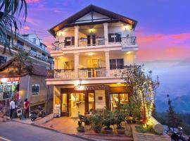 Cosiana Sapa Hotel, hotel in Sapa