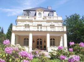 Residenz Bleichröder, отель в Херингсдорфе
