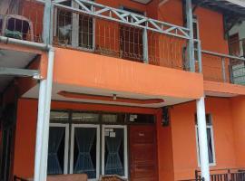 Pondok orange ciwidey, villa in Bandung
