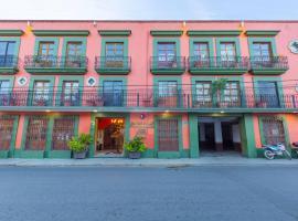 Hotel Valle De Oaxaca, hotel in Oaxaca City