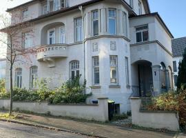 Hages Apartments, accessible hotel in Bad Salzuflen