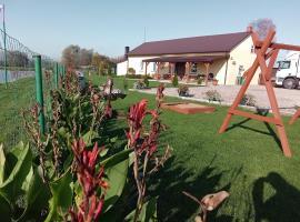 Agroturystyka Stokrotka, hotel in Zakrzyn