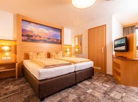 Hotel-Garni Pramstraller, vacation rental in Mayrhofen