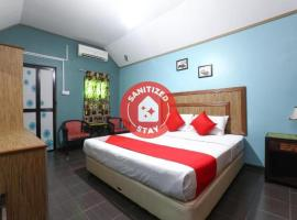 OYO 90038 Dalyla Inn Chalet, hotel di Kampong Kemaman
