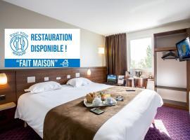 Brit Hotel Rennes Le Castel, hôtel à Rennes