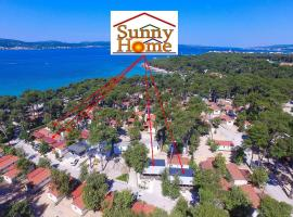 Campsite Sunny Home Soline, campground in Biograd na Moru