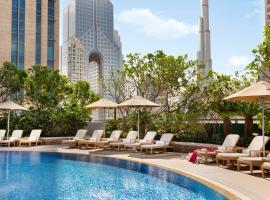 Shangri-La Hotel, Dubai, отель в Дубае