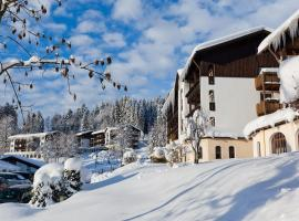 MONDI Resort Oberstaufen, hotel in Oberstaufen