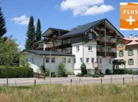 Kur- und Aktivhotel Allgäuer Hof, hotel in Oberstaufen