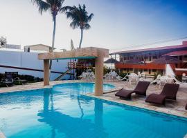 Alimar Hotel, hotel perto de Ponte Newton Navarro (Ponte de Todos), Natal
