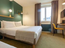 Grand Hotel de la Gare, hôtel à Angers