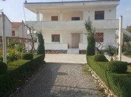 BMB&JO, hotell nära Tirana internationella flygplats Moder Teresa - TIA,