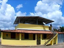 Chácara Pôr do Sol, hotel in Alto Caparao