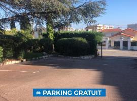 ANIS Hotel, hotel near Nice Côte d'Azur Airport - NCE, Nice
