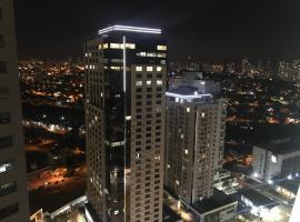 Flat no Brookfield Towers 27º Andar, apartment in Goiânia