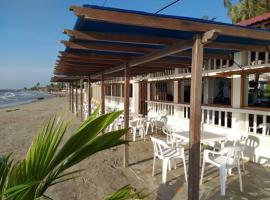 Hotel Playa Tiburón, hotel in Coveñas