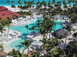 Grand Bavaro Princess All Suites Resort, Spa & Casino, spa hotel in Punta Cana