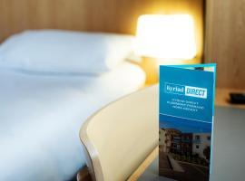 Kyriad Direct Clermont Ferrand Nord Gerzat, hôtel à Gerzat