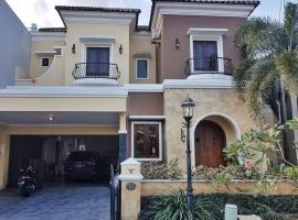 Casagrande Home Stay, hôtel avec parking à Seturan