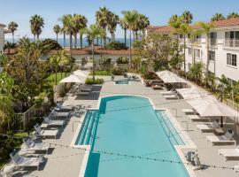 Hilton Garden Inn Carlsbad Beach, hôtel à Carlsbad