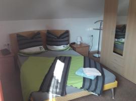 Juba-Room, habitación en casa particular en Bremen
