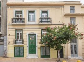 Mavrogenous - The Mansion, hotel v Aténách