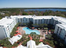 Holiday Inn Resort Orlando - Lake Buena Vista, hotel perto de Typhoon Lagoon, Orlando
