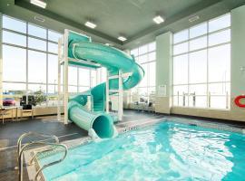 Holiday Inn Hotel & Suites - Calgary Airport North, an IHG Hotel, отель в Калгари