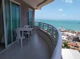 VISTA DE IRACEMA, hotel with pools in Fortaleza