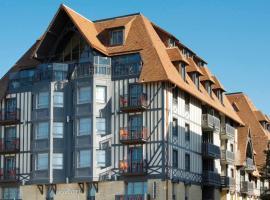 Novotel Deauville Plage, hôtel à Deauville