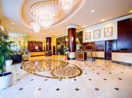 Grand Mercure Abu Dhabi, apartment in Abu Dhabi
