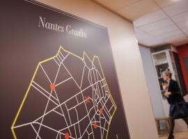 Ibis Styles Nantes Centre Place Graslin, hotel a Nantes