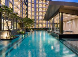 Arden Hotel and Residence by At Mind, hotel in Pattaya