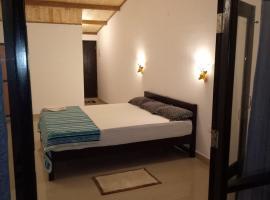 Blue planet, hotel v destinaci Agonda