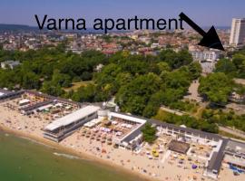Varna apartment, хотел във Варна
