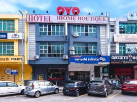 Ihome Boutique Hotel, hotel di Seri Kembangan