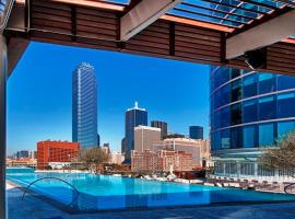 Luxury Condo in the Mist of Downtown, vacation rental in Dallas