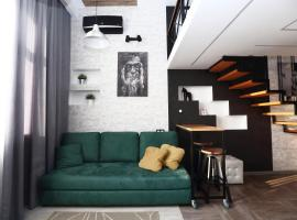 REHOME 24, apartment in Tyumen