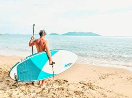 Indie Beach Bungalows, resort in Ko Chang