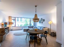Country in the City, apartment in Rotterdam
